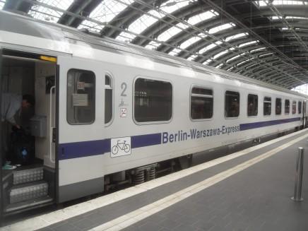 Vlakmi do celej Európy