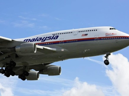 Malaysia Airlines skrachovali
